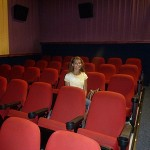 Kelli in Theatre Seats