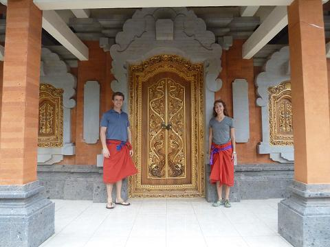 Temple clothes