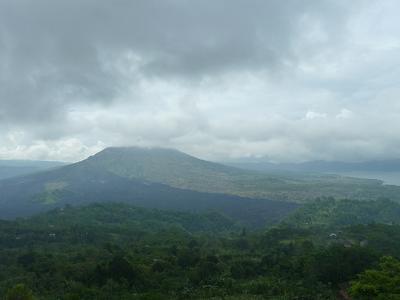 Mt. Batur Volcano, Northwest Bali